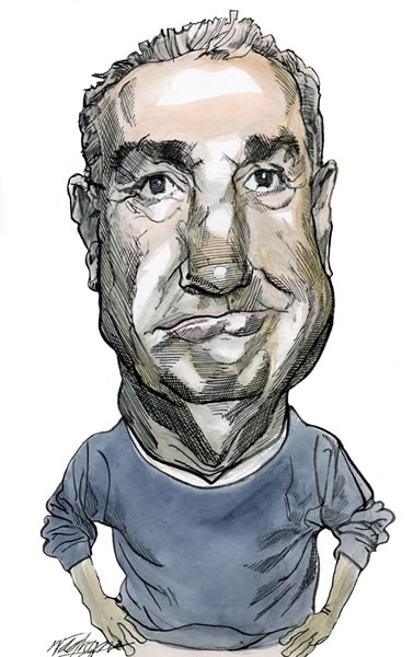 Directors Caricatures Gallery Kerry Waghorn Caricature Artist