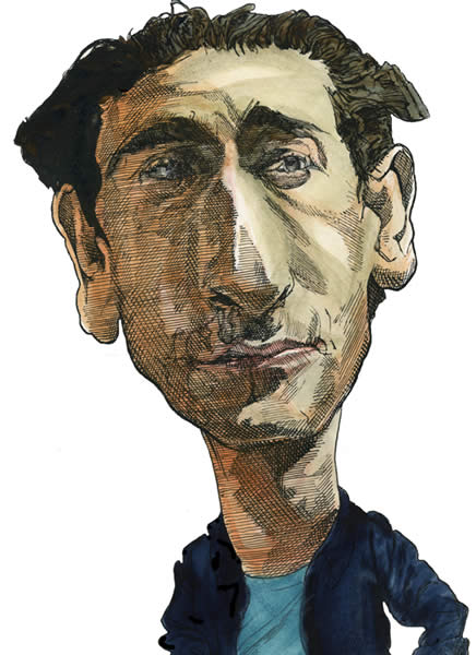 Actors Caricatures Gallery Kerry Waghorn Caricature Artist