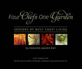 Four Chefs One Garden by Evaleen Jaager Roy