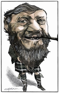 Farley Mowat Canadian author and environmentalist