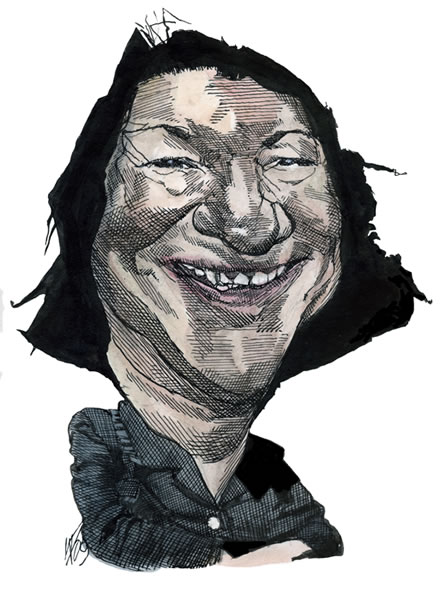 Us political caricatures gallery kerry waghorn for Sonia sotomayor coloring page