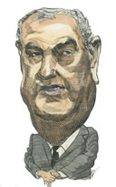 Prime Minister of Iraq Iyad Allawi