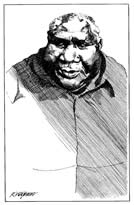 Zimbabwe African Peoples Union Leader Joshua Nkomo