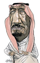 King of Saudi Arabia - King Salman