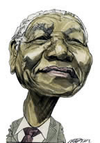 Human Rights Icon Nelson Mandela