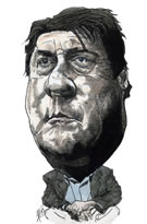 British National Party Leader - Nick Griffin