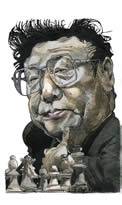 Ex-Supreme Commander of the Korean People's Army Kim Jong Il