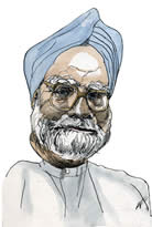 Prime Minister of India Manmohan Singh